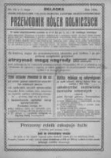 """Przewodnik """"Kółek rolniczych"""". R. XXVIII. 1914. Nr 13"""