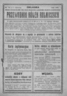 """Przewodnik """"Kólek rolniczych"""". R. XXVIII. 1914. Nr. 16"""