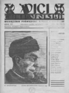 Wici Wielkopolskie. 1934 R.4 nr7-8