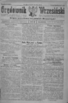 Orędownik Wrzesiński: organ urzędowy na powiat wrzesiński 1922.01.05 R.4 Nr2