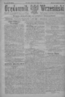 Orędownik Wrzesiński: organ urzędowy na powiat wrzesiński 1922.02.21 R.4 Nr22