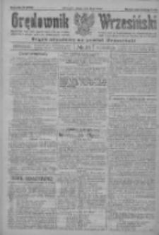 Orędownik Wrzesiński: organ urzędowy na powiat wrzesiński 1922.02.28 R.4 Nr25