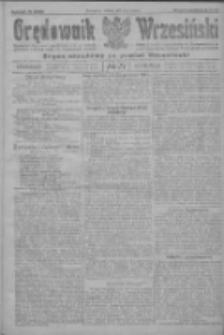 Orędownik Wrzesiński: organ urzędowy na powiat wrzesiński 1922.03.04 R.4 Nr27