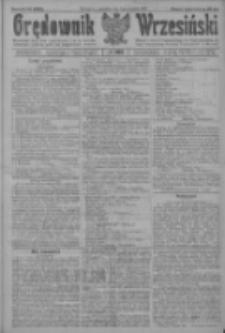 Orędownik Wrzesiński 1922.09.07 R.4 Nr105
