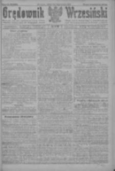 Orędownik Wrzesiński 1922.09.12 R.4 Nr107