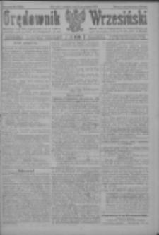 Orędownik Wrzesiński 1922.09.14 R.4 Nr108