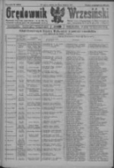 Orędownik Wrzesiński 1922.09.16 R.4 Nr109