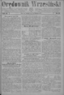 Orędownik Wrzesiński 1922.11.09 R.4 Nr131