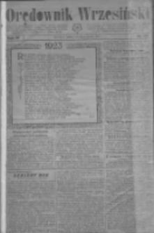 Orędownik Wrzesiński 1922.12.30 R.4 Nr152