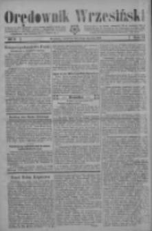 Orędownik Wrzesiński 1929.01.10 R.11 Nr5