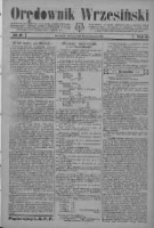 Orędownik Wrzesiński 1929.01.22 R.11 Nr10