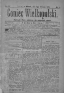 Goniec Wielkopolski: najtańsze pismo codzienne dla wszystkich stanów 1879.01.07 R.3 Nr4