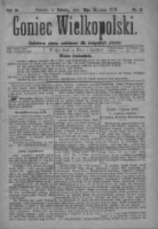 Goniec Wielkopolski: najtańsze pismo codzienne dla wszystkich stanów 1879.01.11 R.3 Nr8