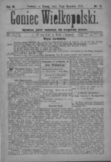 Goniec Wielkopolski: najtańsze pismo codzienne dla wszystkich stanów 1879.01.15 R.3 Nr11