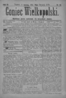 Goniec Wielkopolski: najtańsze pismo codzienne dla wszystkich stanów 1879.01.18 R.3 Nr14