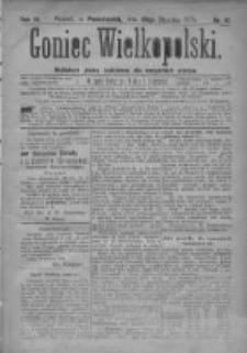 Goniec Wielkopolski: najtańsze pismo codzienne dla wszystkich stanów 1879.01.20 R.3 Nr15