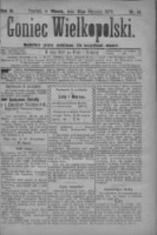 Goniec Wielkopolski: najtańsze pismo codzienne dla wszystkich stanów 1879.01.21 R.3 Nr16