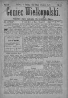 Goniec Wielkopolski: najtańsze pismo codzienne dla wszystkich stanów 1879.01.22 R.3 Nr17
