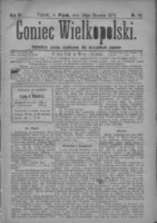 Goniec Wielkopolski: najtańsze pismo codzienne dla wszystkich stanów 1879.01.24 R.3 Nr19