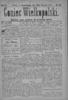 Goniec Wielkopolski: najtańsze pismo codzienne dla wszystkich stanów 1879.01.27 R.3 Nr21