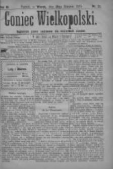 Goniec Wielkopolski: najtańsze pismo codzienne dla wszystkich stanów 1879.01.28 R.3 Nr22