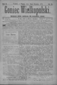 Goniec Wielkopolski: najtańsze pismo codzienne dla wszystkich stanów 1879.01.31 R.3 Nr25