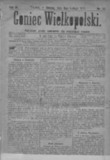 Goniec Wielkopolski: najtańsze pismo codzienne dla wszystkich stanów 1879.02.08 R.3 Nr32