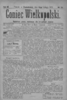 Goniec Wielkopolski: najtańsze pismo codzienne dla wszystkich stanów 1879.02.10 R.3 Nr33