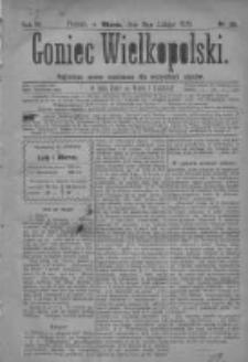 Goniec Wielkopolski: najtańsze pismo codzienne dla wszystkich stanów 1879.02.11 R.3 Nr34