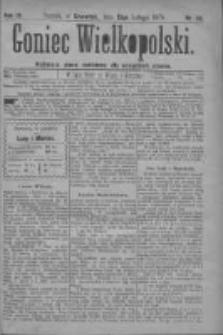 Goniec Wielkopolski: najtańsze pismo codzienne dla wszystkich stanów 1879.02.13 R.3 Nr36