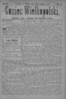 Goniec Wielkopolski: najtańsze pismo codzienne dla wszystkich stanów 1879.02.14 R.3 Nr37