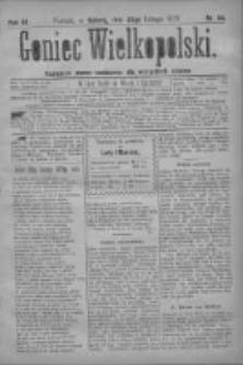 Goniec Wielkopolski: najtańsze pismo codzienne dla wszystkich stanów 1879.02.24 R.3 Nr44