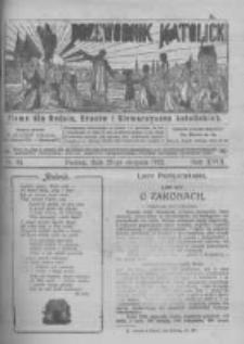 Przewodnik Katolicki. 1912 R.18 nr34