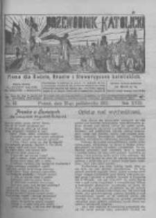 Przewodnik Katolicki. 1912 R.18 nr43