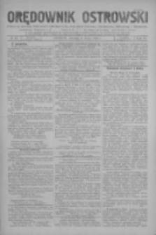 Orędownik Ostrowski: pismo na miasto i powiaty Ostrowski i Odolanowski oraz miast Ostrowa, Odolanowa, Sulmierzyc i Raszkowa 1930.05.06 R.79 Nr36