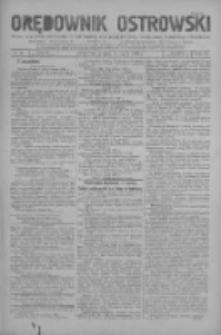 Orędownik Ostrowski: pismo na miasto i powiaty Ostrowski i Odolanowski oraz miast Ostrowa, Odolanowa, Sulmierzyc i Raszkowa 1930.05.09 R.79 Nr37