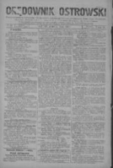 Orędownik Ostrowski: pismo na miasto i powiaty Ostrowski i Odolanowski oraz miast Ostrowa, Odolanowa, Sulmierzyc i Raszkowa 1930.07.04 R.79 Nr53