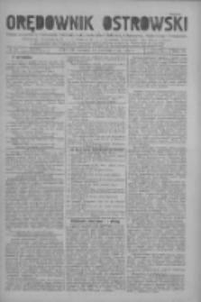 Orędownik Ostrowski: pismo na miasto i powiaty Ostrowski i Odolanowski oraz miast Ostrowa, Odolanowa, Sulmierzyc i Raszkowa 1930.10.21 R.79 Nr84