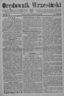 Orędownik Wrzesiński 1929.05.30 R.11 Nr62