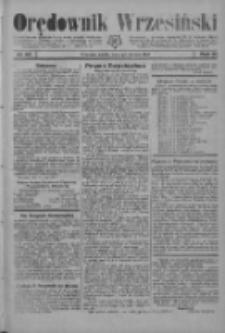Orędownik Wrzesiński 1929.06.01 R.11 Nr63