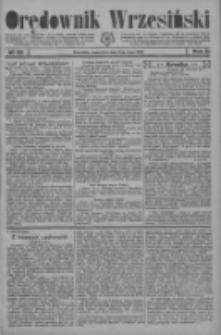 Orędownik Wrzesiński 1929.07.18 R.11 Nr83