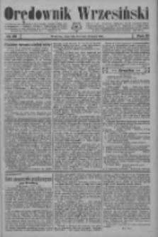 Orędownik Wrzesiński 1929.08.01 R.11 Nr89
