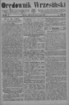 Orędownik Wrzesiński 1929.08.20 R.11 Nr97