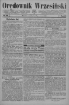 Orędownik Wrzesiński 1929.09.26 R.11 Nr113