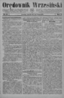 Orędownik Wrzesiński 1929.11.07 R.11 Nr131