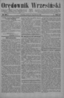 Orędownik Wrzesiński 1929.11.09 R.11 Nr132