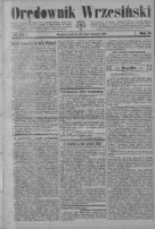 Orędownik Wrzesiński 1929.11.12 R.11 Nr133