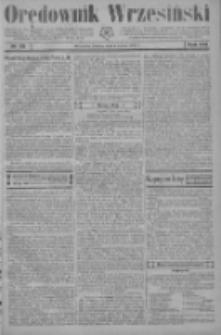Orędownik Wrzesiński 1926.03.06 R.8 Nr26
