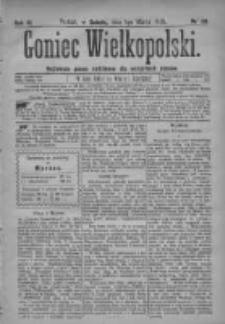 Goniec Wielkopolski: najtańsze pismo codzienne dla wszystkich stanów 1879.03.01 R.3 Nr50