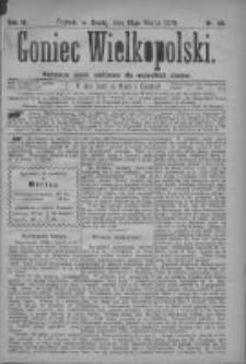 Goniec Wielkopolski: najtańsze pismo codzienne dla wszystkich stanów 1879.03.12 R.3 Nr59